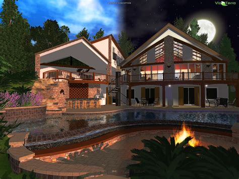 Vizterra Gives Landscaping Industry Professional 3d | professional design software cozy home design