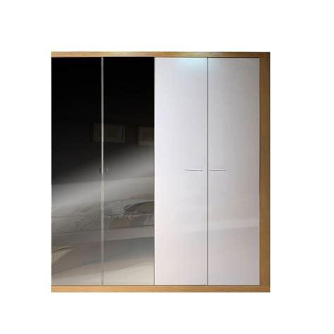armoire chambre avec miroir armoire de chambre woodao 4 portes avec miroirs pictures