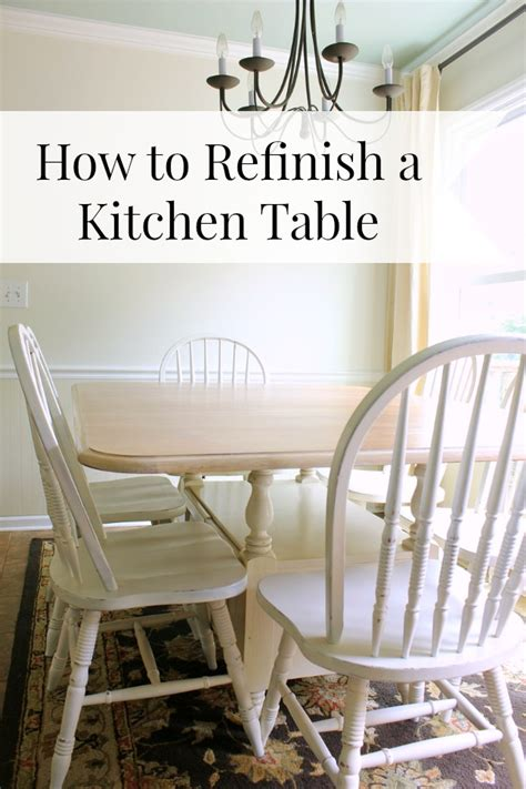 how to refinish a kitchen table how to refinish a kitchen table daisymaebelle