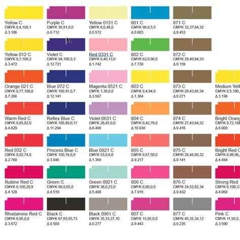spot colors spot color chart creator powerscript