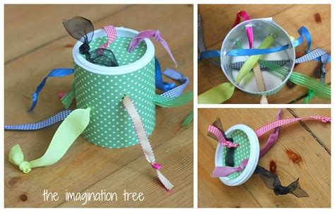diy toys 4 diy baby and toddler toys for motor skills the imagination tree