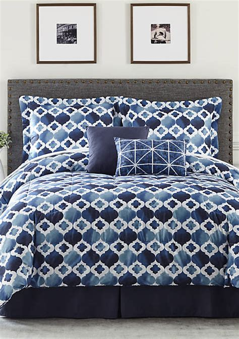 mayfair bedding home accents 174 mayfair 6 piece bed in a bag belk