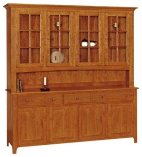 Country Furniture Catalog by Shaker 3 Door Hutch Solid Hardwood Furniture Locally