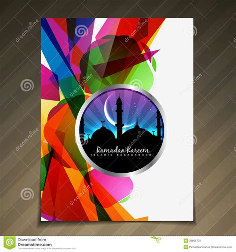eid card design templates eid festival template royalty free stock photo image