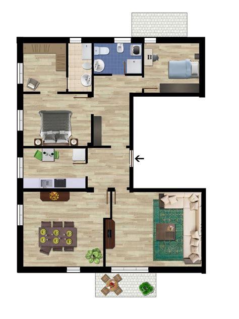 planimetria di un appartamento 10 migliori immagini planimetrie realistiche su