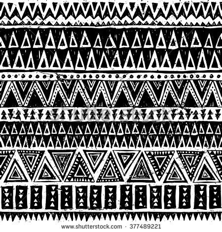 triangle pattern tribal stock images royalty free images vectors shutterstock