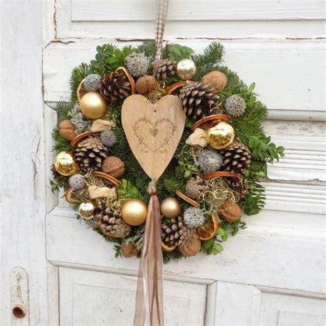 deko weihnachten adventskranz adventskranz t 252 rkranz weihnachten deko