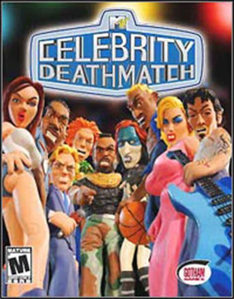 celebrity deathmatch game online celebrity deathmatch pc gamepressure