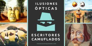 ilusiones opticas autores perdidos entre libros