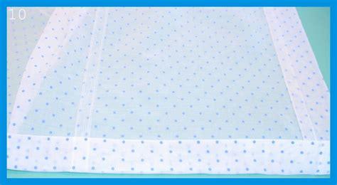 vorhänge selber nähen gardinen deko 187 gardine k 252 rzen ohne n 228 hen images