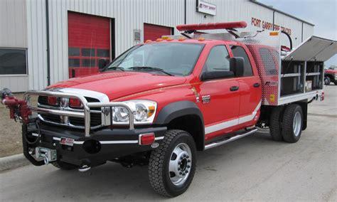 Dodge 4500/5500 Buckstop Truckware
