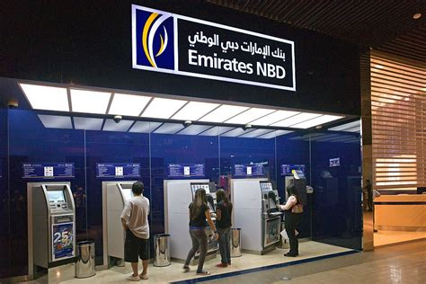 emirates nbd emirates nbd sees q1 net profit growth as costs drop