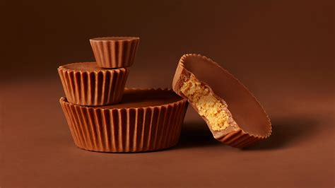 Hershey Resses reese s peanut butter cups products and nutrition