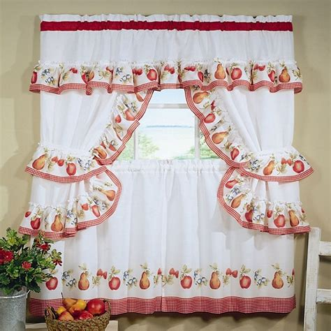 kitchen curtain set kitchen curtains sets laurensthoughts
