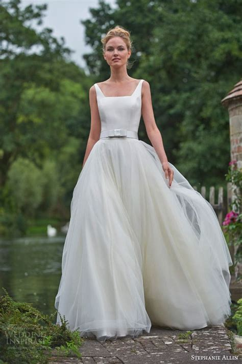 25 best ideas about square wedding dress on