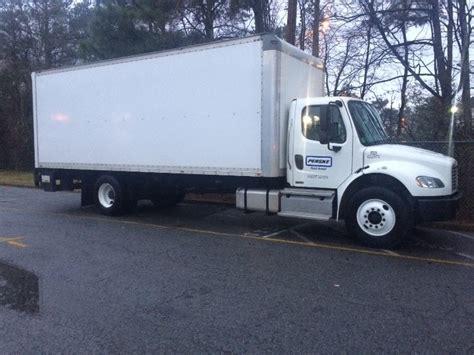 truck macon ga used medium duty box trucks for sale in ga penske used