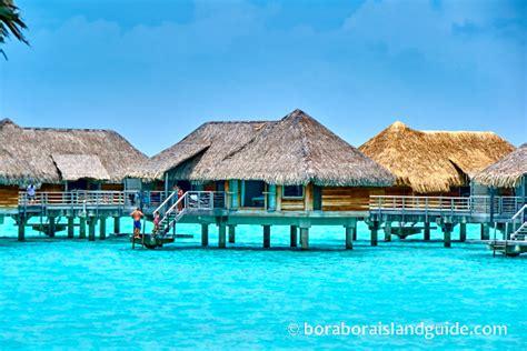 bora bora water bungalow prices bora bora resorts with overwater bungalows
