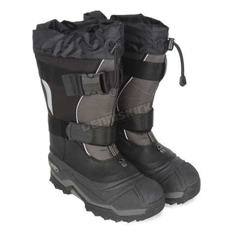 epic boats apparel baffin black selkirk boots epic m002 bak 9 snowmobile