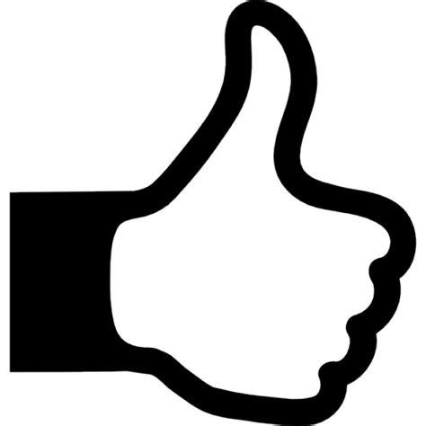 imagenes thumb up daumen hoch zeichen download der kostenlosen icons