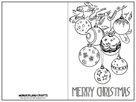 Christmas Card Templates For Kids Christmas Cards To Color Christmas Cards Christmas Greeting Card Templates For Pages