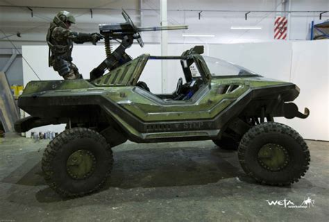 halo warthog jeep 20 best video game cars in real life