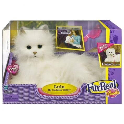 Souvenir Marrycats Bag N Friends furreal friends lulu my cuddlin cat white by fur real friends shop for toys in