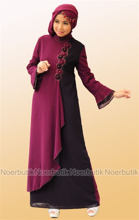 Baju Gamis Rania search results for baju gamis pesta brokat rania busana muslim pesta murah black hairstyle