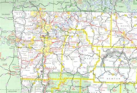 map of arkansas and family reunion northwest arkansas