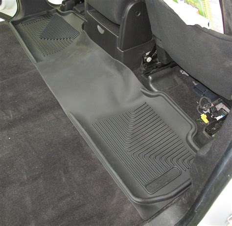 Floor Mats For Chevy Tahoe by Floor Mats For 2012 Chevrolet Tahoe Husky Liners Hl53201