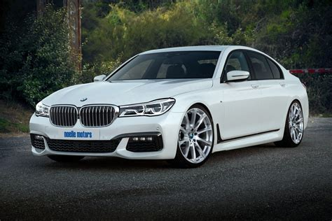 Who Makes Bmw by 2016 Bmw 750i By Noelle Motors Makes 629 Horsepower