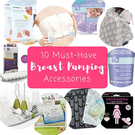 Top 10 Accessories by The Top 10 Best Pumping Accessories Breast Expert