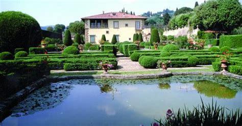 villa gamberaia italian garden villas and florence