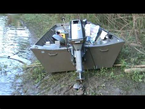 1452 jon boat jon boat parallel parking youtube