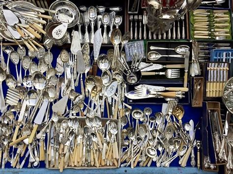 Cutlery Set With Stand best bits london 10 great stalls at portobello road