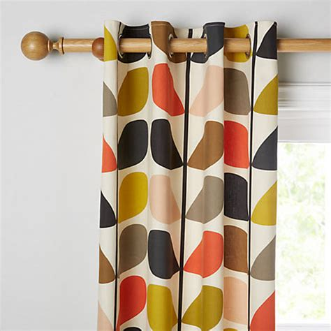 orla kiely curtains orla kiely stem curtains at john lewis
