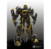 Bangin TRANSFORMERS AGE OF EXTINCTION Bumblebee Concept Art By