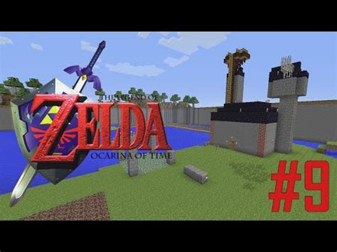 minecraft legend of zelda map youtube legend of zelda minecraft adventure map ep 9 download