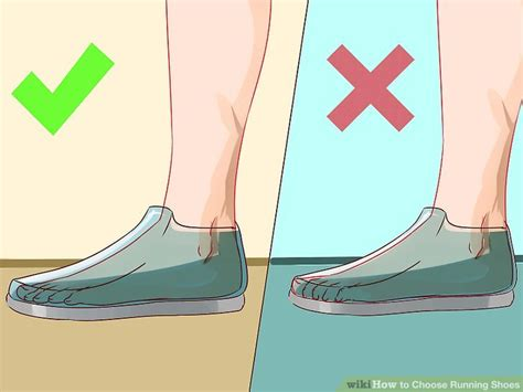 how to choose athletic shoes how to choose running shoes 14 steps with pictures