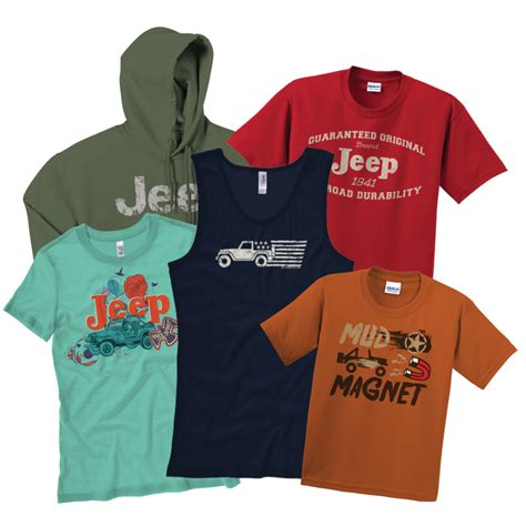 jeep clothing all things jeep jeep clothing apparel for men women