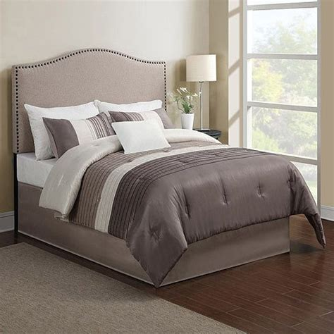 upholstered linen headboard linen headboard gray headboard and headboards on pinterest