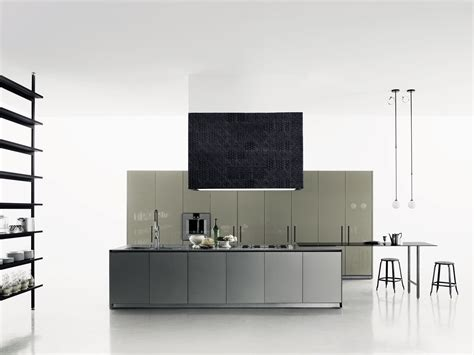 Contemporary Island Kitchen corian 174 kitchen with island aprile by boffi design piero