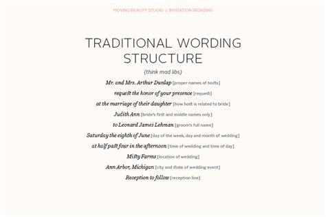 Groom Parents Hosting Wedding Invitation Wording by Wording For Wedding Invitations And Groom Hosting