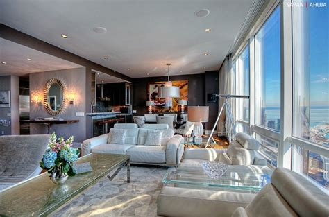 trump tower interior trump tower chicago condominiums interior design by