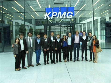 Kpmg Mba Finance by Kpmg Graduate Internship Programme 2018