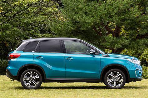 All New Suzuki All New Suzuki Escudo Eventually Slide Inspirationseek