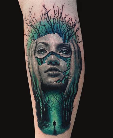 tattoo 3d caveira wood tattoo 3d tattoo pinteres