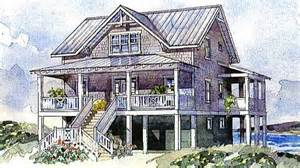 Bayside Cottage Sullivan Design Company Southern Coastal Cottage Style House Plans