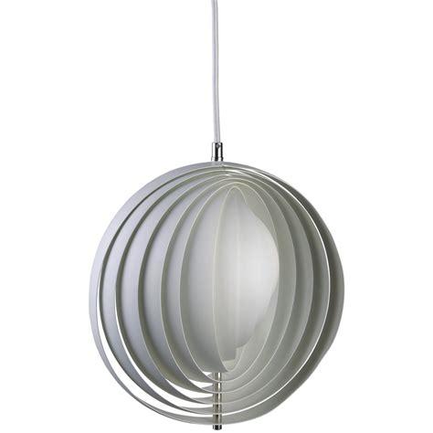 verpan moon lamp pendant light verner panton