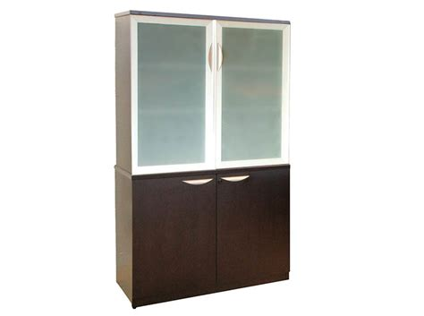 Storage Cabinet Glass Doors Glass Door Storage Cabinet Techno Office Furniture