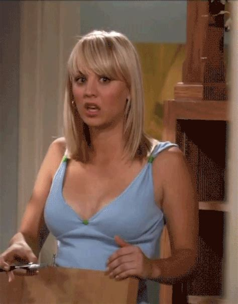 Princes Blouse Mol kaley cuoco gif find on giphy